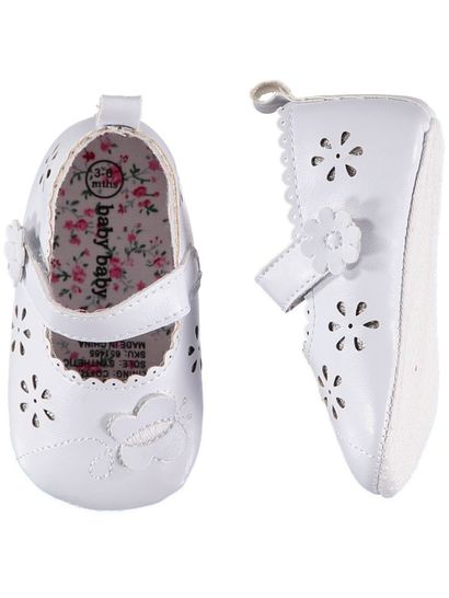 Baby Girl Butterfly Mary Jane Shoe