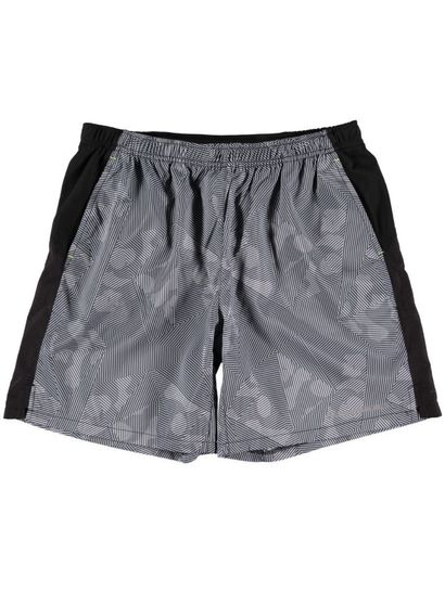 Elite Geo Run Shorts