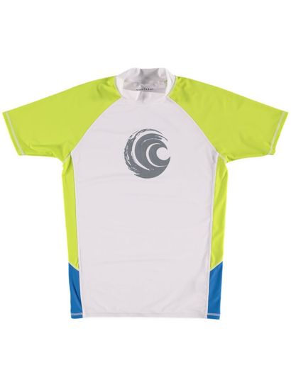 Mens Short Sleeve Rashvest