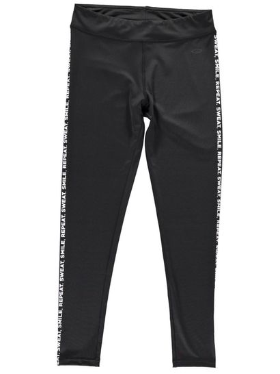 Womens Active Slogan Legging