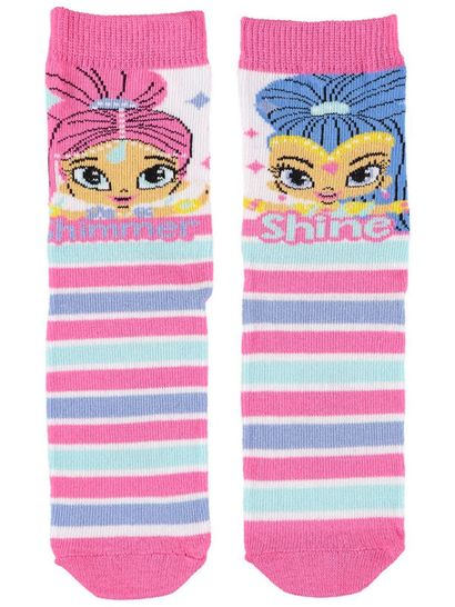 Shimmer & Shine Girls Socks
