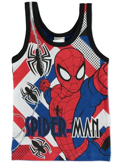 BOYS SINGLET - SPIDERMAN