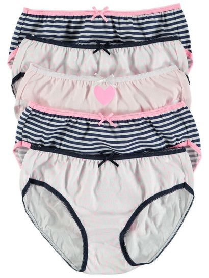 Girls 5Pk Brief