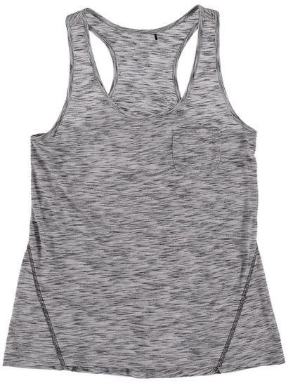 Plus Elite Slogan Tank Womens