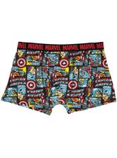CAPTAIN AMERICA MENS TRUNKS