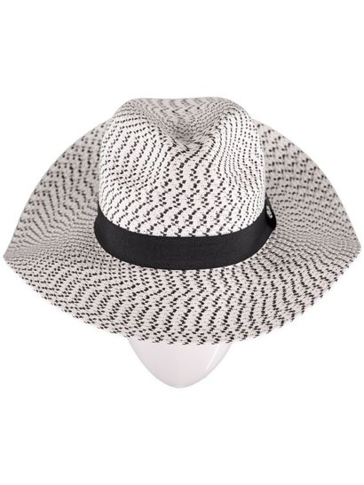 Womens Wide Brim Fedora