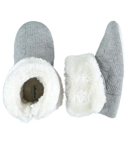 Girls Slipper Boot