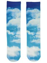 CREW DIGITAL PRINTED SOCK WOMENS