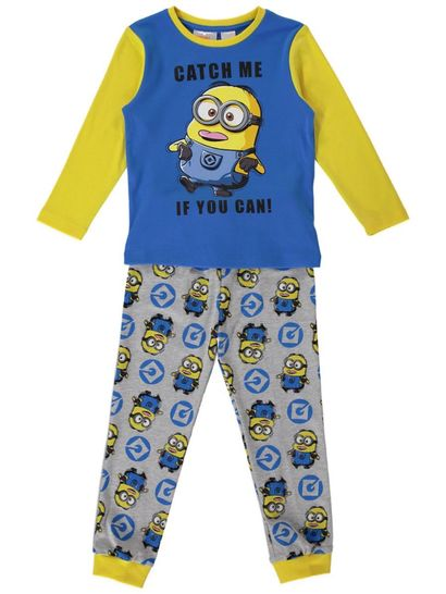 Toddler Boys Minions Pyjama