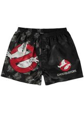 Ghost Busters Satin Boxer