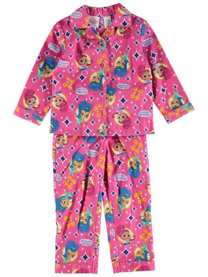 Girls Shimmer And Shine Pyjama