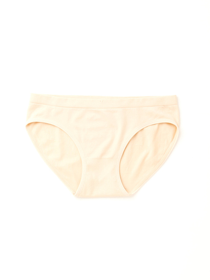 GIRLS 8-16 SEAMFREE BIKINI BRIEF