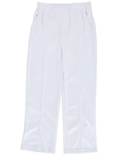 WHITE BOYS CRICKET PANTS