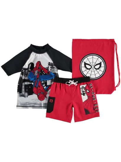 BOYS 3 PIECE SWIM SET