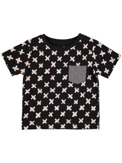Boys Pocket Tee