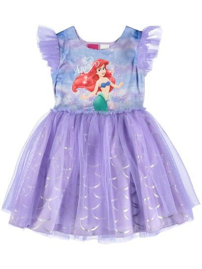 Toddler Girls Ariel Dress