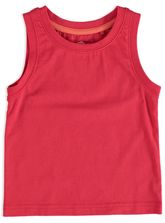 TODDLER BOY ORGANIC BASIC TANK