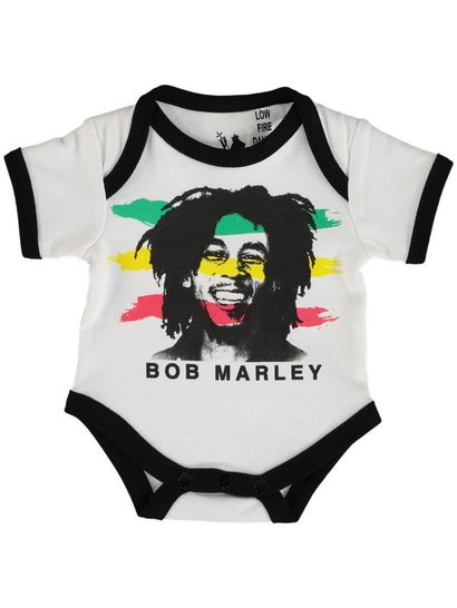 Infant Bob Marley Romper