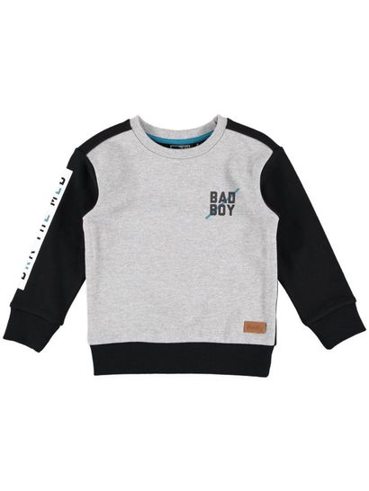 Boys Bad Boy Contrast Sweat