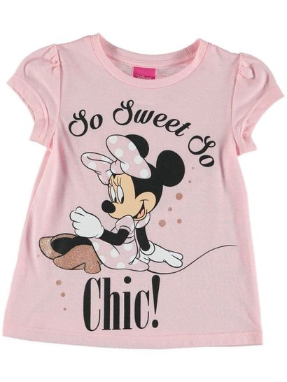 Toddler Girl Minnie Tee