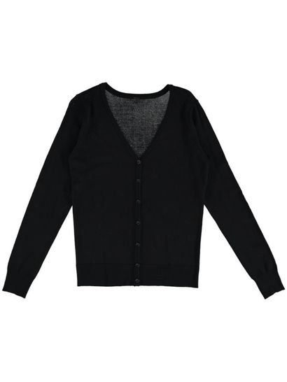 Plus Workwear Cardi Womens