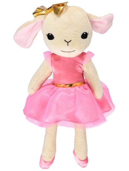 Plush Mosue Ballerina