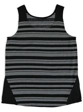 STRIPE PANEL TANK WOMENS