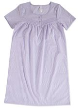 SHORT SLEEVED WOVEN NIGHTIE SLEEPWEAR WOMENS