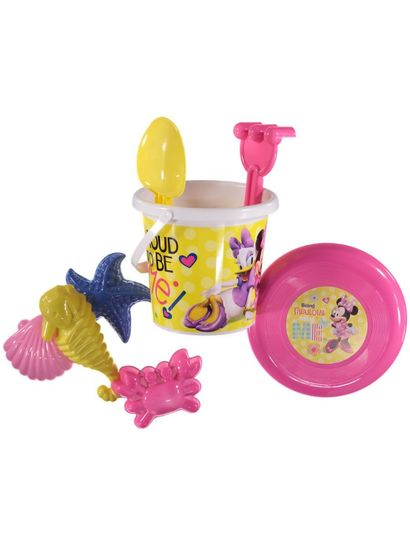 Minnie Mouse Bucket Set