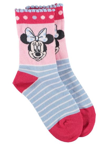 Girls Minnie Socks