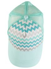 GIRL CHEVRON CAP