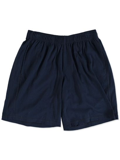 MENS KNIT BASIC SHORTS
