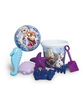 8PC FROZEN BEACH BUCKET SET