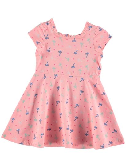 Toddler Girls Skater Dress