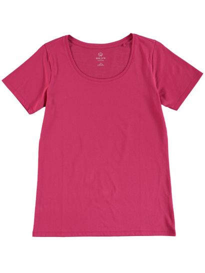 Plus Organic Cotton Tee Womens