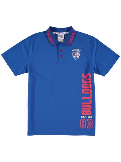 Afl Mens Mesh Polo Shirt