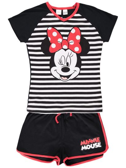 Girls Minnie Mouse Pyjama