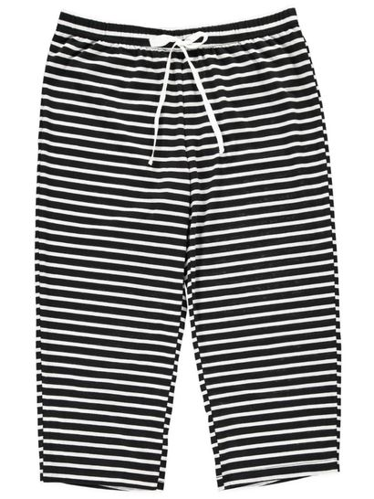 Cropped Jersey Pant Womens Sleepwear