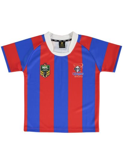 Nrl Newcastle Knights Kids Jersey
