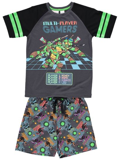 Teenage Mutant Ninja Turtles Boys Pyjamas