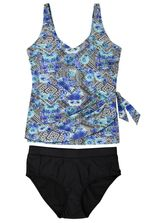 Ladies Tankini Set