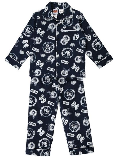 Afl Toddler Full Flanel Pj