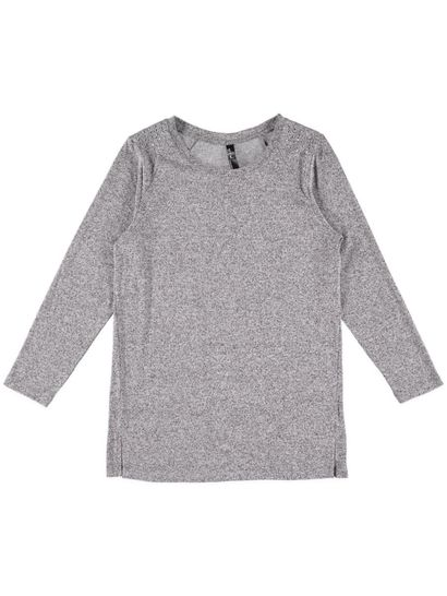 Embellished Shoulder Pullover Womens