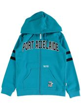 YOUTH AFL FLEECE ZIP HOODIE