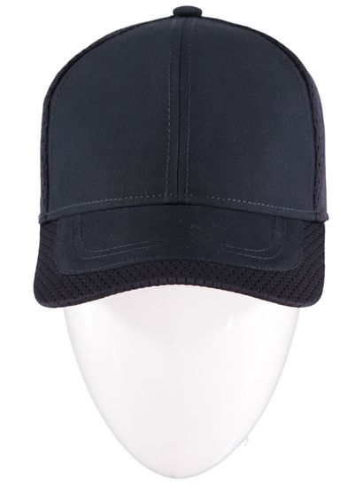 Mens Black Sports Cap