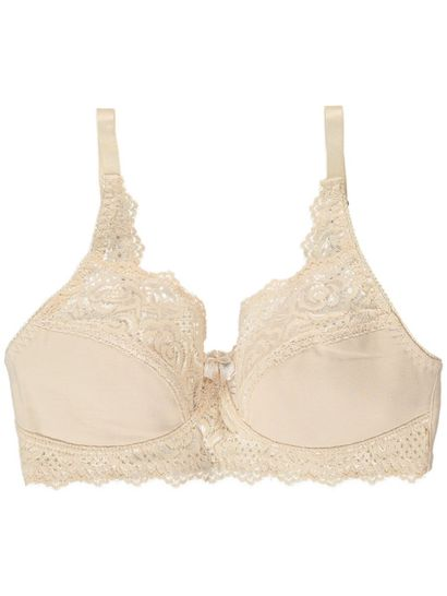 STRETCH COTTON WIRE FREE BRA