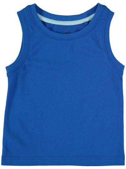 BOYS ORGANIC COTTON TANK