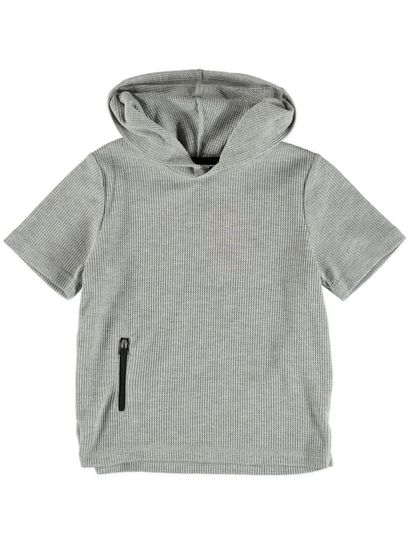 Boys Hooded T-Shirt