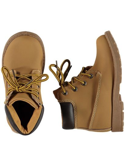 Toddler Boy Work Boot