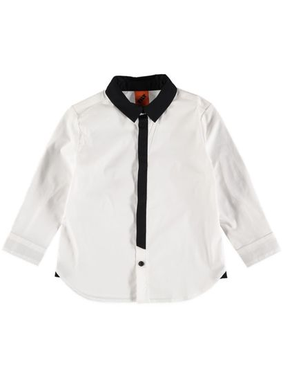 Boys Ls Dress Shirt